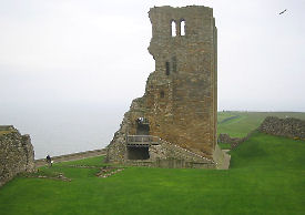 scarborough castle keep constructed 1130s