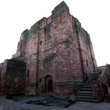 haunted carlisle castle keep