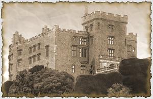 Haunted Castles Wales Powis Castle Wales