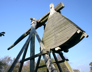The Trebuchet, The Longbow - For Castle Defences & Attacks