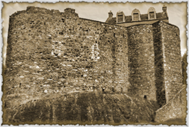 Haunted Scottish Castle