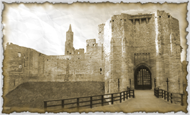 Haunted Warkworth Castle